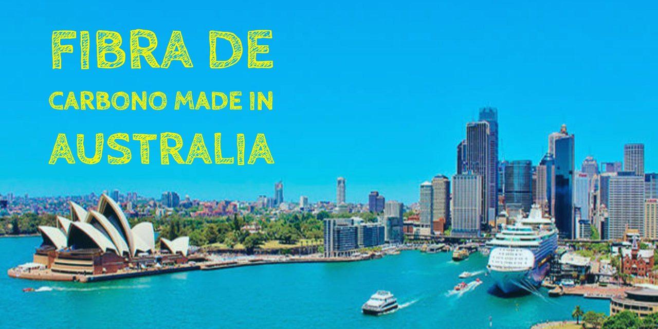Australia se ha convertido en un fabricante de fibra de carbono