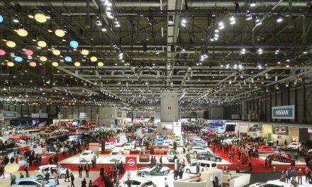 Salón del Automóvil de Ginebra de 2017