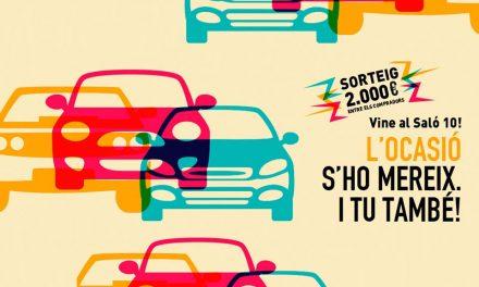 Salón del vehículo de ocasión 2017 en Fira Sabadell